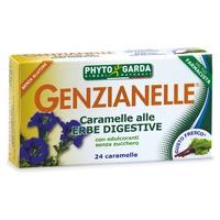 Genzianelle - caramelos de hierbas digestivas
