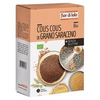 Buckwheat couscous