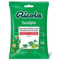 Ricola Eukalyptus Zuckerfreie Süßigkeiten