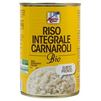 Carnaroli brown rice ready