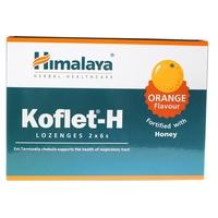 Koflet-H (sabor a naranja)