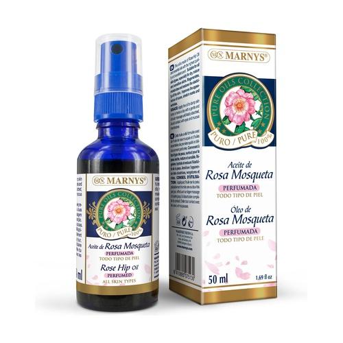 Aceite de rosa mosqueta perfumada