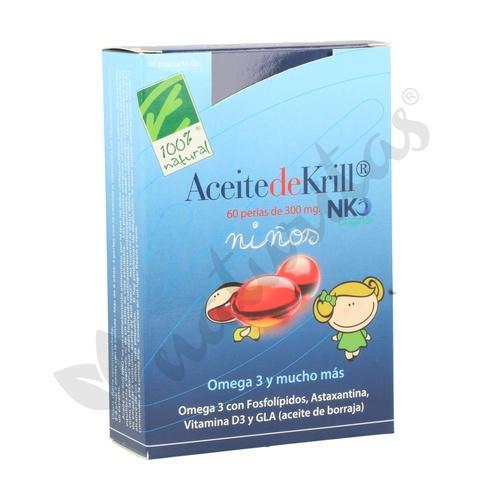 Aceite de Krill Niños