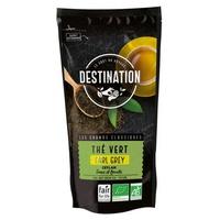 Earl Grey Zielona herbata Nº8 - Ceylon