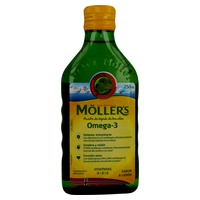 Möller's Aceite de Hígado de Bacalao