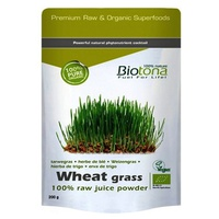 Wheat Grass Raw Jugo de Trigo Bio