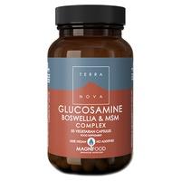 Glucosamina, Boswelia y Msm Complex