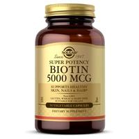 [Solgar Uk] Solgar® Biotine 5000 µg Légumes
