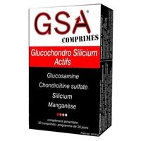 GSA Tablets