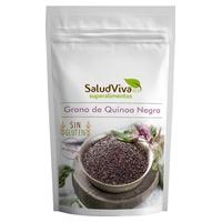 Grain de quinoa noir