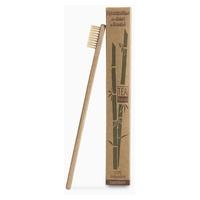Cepillo de dientes para niños de bambú