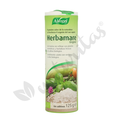 Herbamare Original 125 gr de A.Vogel - Bioforce - Biotta