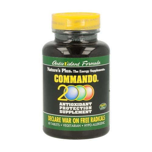 Commando 2000 (Antioxidante)