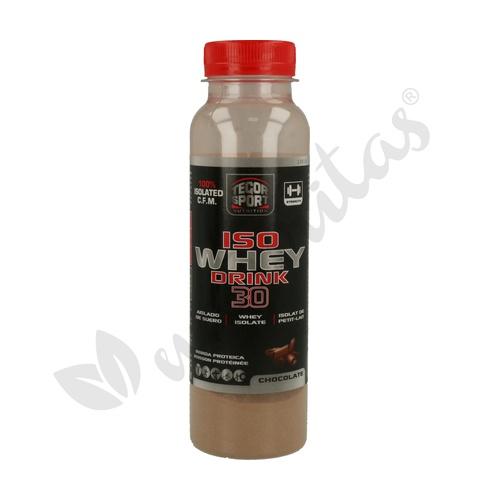 Iso Whey Drink Sabor Chocolate