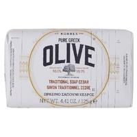 Mydło w kostce Olive & Cedar