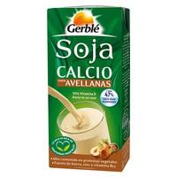 Bebida de Soja Avellana Calcio