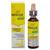 Rescue plus vitamin drops + GIFT Rescue Remedy Plus candy