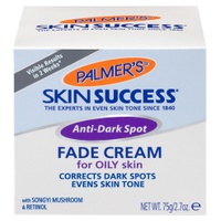 Palmers s/s fade cream oily skin