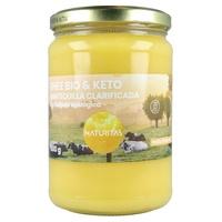 Beurre clarifié biologique au ghee