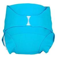 Washable diaper - Glacier Blue model - Size S (4-8 kg)