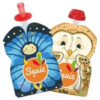 Set de 2 bolsas Squiz Natura