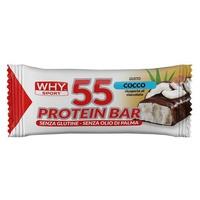 Barra de proteína coco-chocolate
