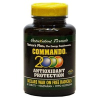 Commando 2000 (Antioxidante)