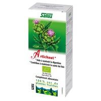 Suc de plantes artichaut