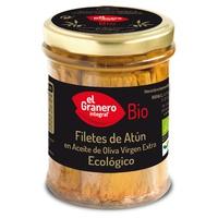 Filetes de Atún Bio