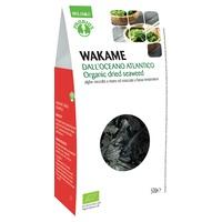 Wodorosty Wakame