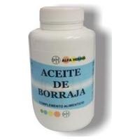 Aceite De Borraja