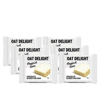 Pack Barrita Oat Delight Sabor Chocolate Blanco con Coco