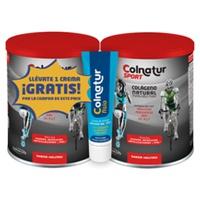 Pack Colnatur Sport Sabor Neutro + Crema Colnatur Fisio de regalo