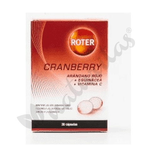 Roter Cranberry