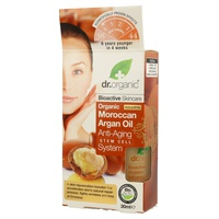 Anti-Aging with Organic Moroccan Argan Oil Stem cells