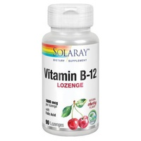 Vitamin B-12 plus Folic Acid