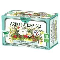 Organiczna ziołowa herbata ziołowa 20 saszetek