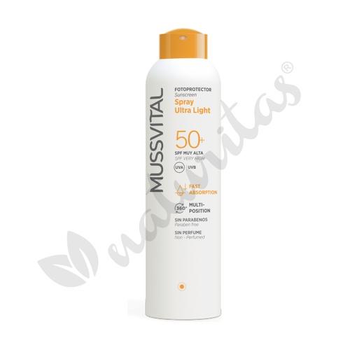 Fotoprotector Spray ultra light 50+