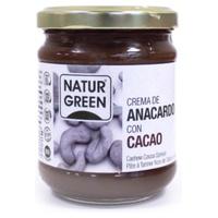 Crème de noix de cajou au cacao