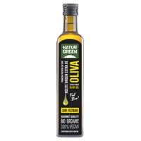 Huile d'Olive Extra Vierge Bio non filtrée