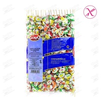 Caramelos Mini Zumo Ácido Sin Azúcar