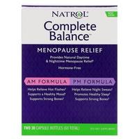 Kompletna równowaga menopauzy, Am / Pm
