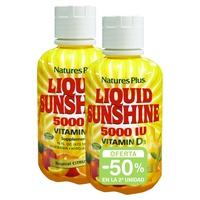 Confezione di vitamina D3 Liquid Sunshine
