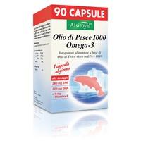 Aceite de pescado 1000 omega 3