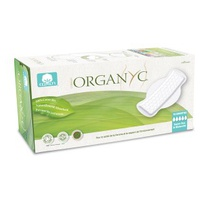 Compresses super / maternité 100% coton biologique