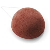 Esponja de arcilla roja Konjac