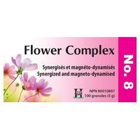 Flower Complex Nº 8 Desesperación