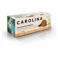 Galletas Saciante de Espelta Integral Digestiva Vegana Bio