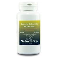 Extracto de Semilla de Uva 60 comprimidos de 50 mg de Naturbite
