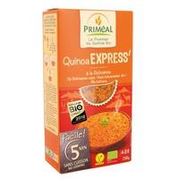 Quinoa Express à la Bolivienne